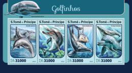 Sao Tome 2016  Fauna Dolphins - Sao Tome And Principe