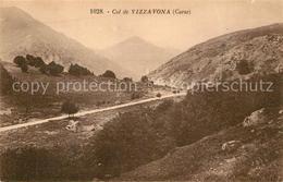 Kq20379 Vizzavona Col De Vizzavona Montagnes Landschaftspanorama Berge Vizzavona - France