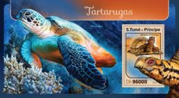 Sao Tome 2016  Fauna  Turtles - Sao Tome And Principe