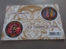 FRANCE 2011 BLOC OBLITERE 800E ANNIVERSAIRE DE LA CATHEDRALE DE REIMS - F4549 - F 4549 - - Oblitérés
