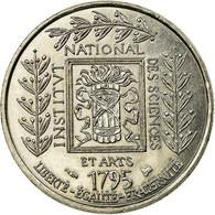 Monnaie, France, Institut, Franc, 1995, Paris, TTB, Nickel, Gadoury:480, KM:1133 - H. 1 Franc