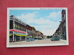 Kress Store Front Ninth Street Coffeyville  Kansas       Ref 3290 - United States
