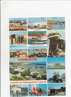 Normandie Le Débarquement 2 Cartes - France