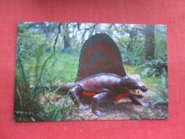 Dimetrodon     Dinosaur   Ref 3290 - Animals