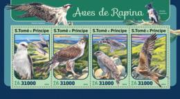 Sao Tome 2016  Fauna Birds Of Prey - Sao Tome And Principe