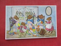 Signed Artist Dressed Mice     Ref 3290 - Animals