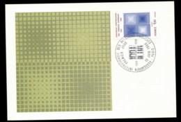 France 1980 Public Relations Maxicard - 1980-89