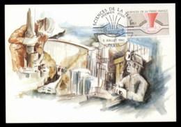 France 1980 International Geological Congress Maxicard - 1980-89