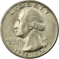 Monnaie, États-Unis, Washington Quarter, Quarter, 1976, U.S. Mint - 1932-1998: Washington