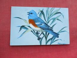 Lazuli Bunting    Ref 3290 - Birds