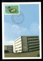 France 1979 Central Technical School Maxicard - 1970-79