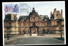 France 1979 Tourism, Chateau De Maisons Lafitte Maxicard - Maximum Cards