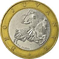 Monnaie, Monaco, Rainier III, 10 Francs, 1995, TTB, Bi-Metallic, Gadoury:MC160 - Monaco