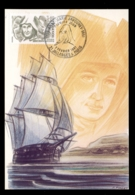 France 1981 Sister Saint Marie Javouhey Maxicard - Maximum Cards