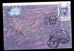 France 1981 Pierre Tellahrd De Chardin Maxicard - Maximum Cards