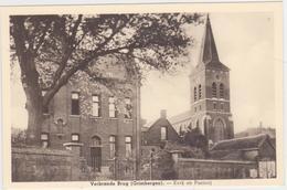Grimbergen - Kerk Verbrande Brug - Grimbergen