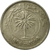 Monnaie, Bahrain, 25 Fils, 1965/AH1385, TB+, Copper-nickel, KM:4 - Bahreïn