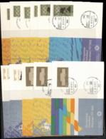 Germany 1972 Summer Olympics Munich 11x Maxicards - [6] Democratic Republic