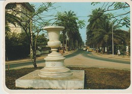 C.P. - PHOTO - RÉPUBLIQUE UNIE DU CAMEROUN - DOUALA - AVENUE DU L'INDÉPENDANCE - 8423 - HACHETTE - - Cameroun