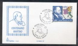Italy 2000 Gaetano Martine, Statesman FDC - 6. 1946-.. Republic