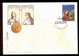 Portugal 1997 Europa Myths & Legends FDC - FDC
