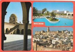 SOUSSE Et L'hôtel Tour Khalef - Tunisie