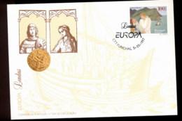 Madeira 1997 Europa Myths & Legends FDC - Madeira