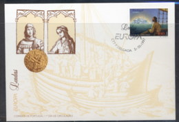 Azores 1997 Europa Myths & Legends FDC - Azores