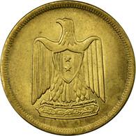 Monnaie, Égypte, 10 Milliemes, AH 1380/1960, TTB, Aluminum-Bronze, KM:395 - Egypte