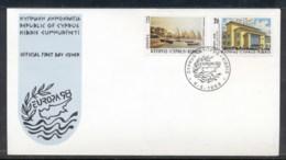 Cyprus 1998 Europa Holidays & Festivals FDC - Cyprus (Republic)