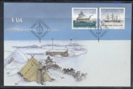 Finland 1998 Ships FDC - Finland