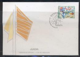 Azores 1998 Europa Holidays & Festivals FDC - Azores