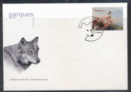 Azores 1999 Europa Nature Parks FDC - Azores
