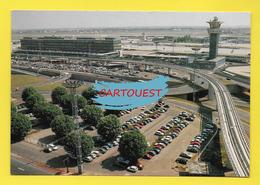 AIRPORT ֎ AEROPORT ֎  Aérogare Sud De PARIS ORLY La Tour De Contrôle   ֎ 1996 - Aerodromi
