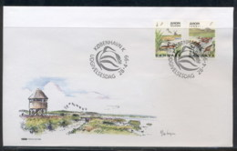 Denmark 1999 Europa Nature Parks FDC - FDC