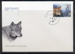 Portugal 1999 Europa Nature Parks FDC - FDC