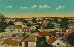 Grand Turk , North Town Colored  Edit E. Neale Coverley B.W.I. - Turques-et-Caïques (Iles)