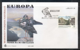 Spain 1999 Europa Nature Parks FDC - FDC