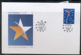 Finland 1999 Finland's Presidency Of The EU FDC - Finland