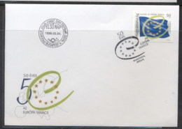 Hungary 1999 Council Of Europe FDC - FDC