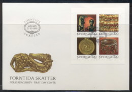 Sweden 1995 Ancient Artifacts FDc - FDC