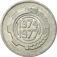 Monnaie, Algeria, 5 Centimes, 1974-1977, Paris, TTB, Aluminium, KM:106 - Algeria