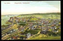 Bingerbrück Totalansicht Bingen Der Rhein Ludwig Felst - Germany