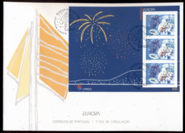 Madeira 1998 Europa Holidays & Festivals MS XLFDC - Madeira