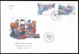 Turkey 1998 Europa Holidays & Festivals XLFDC - FDC