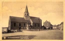 Peteghem Petegem Deinze - St Martenskerk (Claerhout, 1944) - Deinze