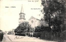Glons - L'Eglise (animée, Edit, Dejardin, 1905) - Bassenge