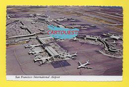 Flughafen ֎ AIRPORT ֎ AEROPORT ֎  Aérogare  San Francisco International Airport  ֎ 1977 - Aerodromi