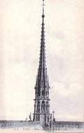 CPA - 75 - PARIS - Notre-Dame - La Flèche - Non écrite - 2 Scans - Notre Dame De Paris