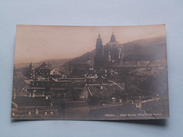 PRAHA Mala Strana, Mikulassky Kostel ( Edit.: VKKV ) 1925 ( See Photo For Detail ) ! - Tchéquie